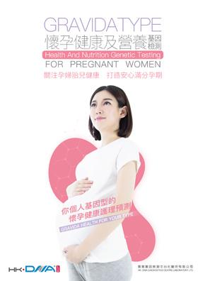 怀孕健康及营养基因检测